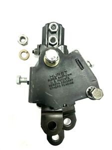 Hurst 4 Speed Super Shifter 4918777 With Reverse Loc out push Down Reverse