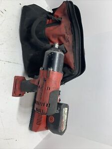 Snap On 18v Cordless 1 2 Impact Driver Ct6818 With Battery And Charger