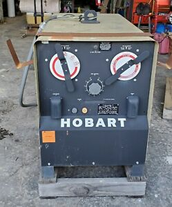 1988 Hobart Arc Welder With Leads