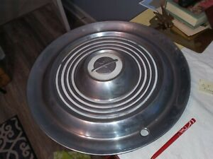 Clean Vintage 15 Inch Early 50s Oldsmobile Hubcap North South America