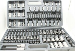 Blue Point Blpthc87 87 Pc Torx And Hex Bit Socket Driver Set