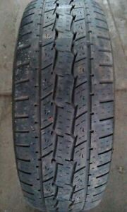 2016 Nissan Frontier Tire 235 75r15 105t general Grabber