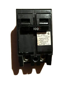 Murray Crouse Hinds Mp2100p 100 Amp Double Pole Type Mp Circuit Breaker