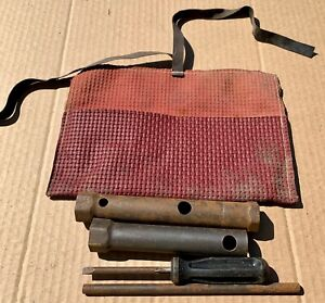 Volkswagen Bug Ghia Bus Tool Roll Tool Kit From 1970 s