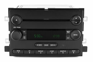 2006 07 Ford Freestyle Mustang Oem Original Am Fm Cd Player Radio 6f9t 18c869 bc