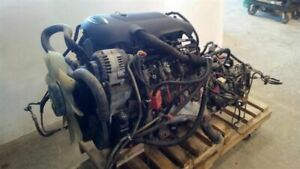 147k Engine 6 0l With 4l80e Automatic Transmission 7662223