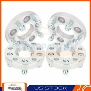 4 1 25mm Wheel Spacers 5x4 5 5x114 3 Fits Ford Explorer Mustang Ford Ranger