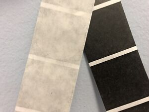 Roll Of 4 000 Mailing Tabs Wafer Seals 1 5 1 1 2 For Table Top Tabbers