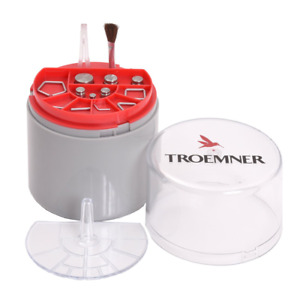Troemner 1508 415 200gn 0 5gn Class F Test Weight Set With No Certificate Weigh