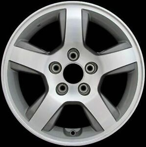 Set Of 4 Oem Honda 16 Alloy Wheels Rims For 2003 2008 Honda Pilot