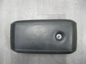 1967 1968 1969 Ford Thunderbird Center Console Arm Rest Assembly Oem Black Soft