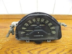 Apr Mg Magnette Speedometer British Jarger Part