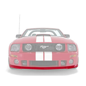 Roush Performance 401269 Bumper Chin Spoiler For 2005 2009 Front Fascia Mustang