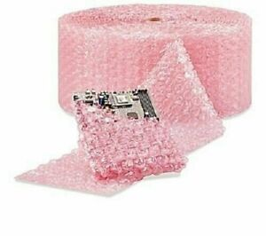 1 2 Large Bubble Cushioning Wrap Anti static Roll 1000 X 12 Wide 1000ft