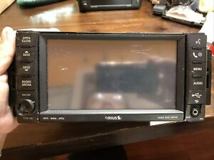 08 09 Dodge Chrysler Jeep Radio Receiver Dvd Mp3 Player Ntg4 Ren Oem For Parts