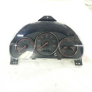 2003 Honda Civic Lx Coupe Automatic Oem Speedometer Instrument Cluster 310k 05