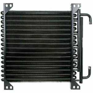 Oil Cooler Hydraulic Compatible With Case Ih New Holland T2310 T2320 Tc45da