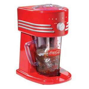 Frozen Drink Machine Margarita Slush Maker Ice Smoothie Slushie Beverage Red