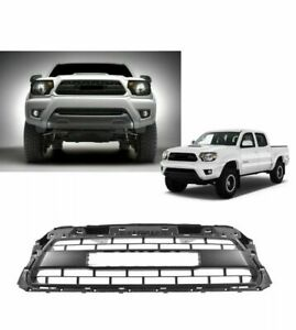 Front Grille Bumper Hood Grill Fit For 2012 2015 Toyota Tacoma With Letters