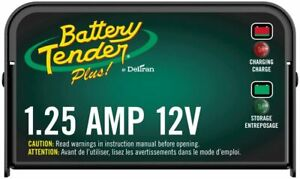 Deltran Battery Tender And Charger Plus