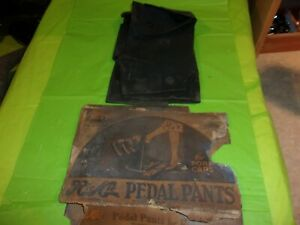 1913 1916 Model t Ford Rie Kie Pedal Pants By Durkee atwood In Original Box