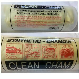 Chamois Cleaning Cloth Clean Car Towel Sheepskin Drying Leather Sheep Wash Wipe