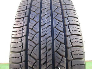 P245 65r17 Michelin Latitude Tour Owl Used 245 65 17 105 T 10 32nds