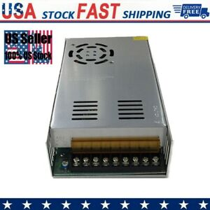 12v Dc 30a Regulated Switching Power Supply 360w Led For Strip Light