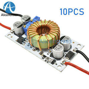 10pcs Dc Boost Converter Constant Current Mobile Power Apply 10a 250w Led Driver