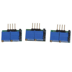 Dc 3v 24v Automatic Re trigger Cycle Delay Time Timer Switch Module Max 20daijfe