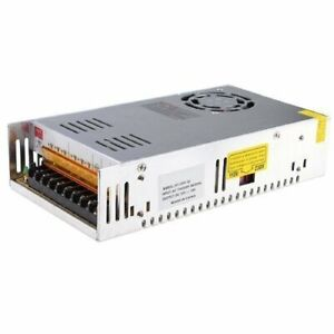 Menzo 12v 30a Dc Universal Regulated Switching Power Supply 360w For Cctv