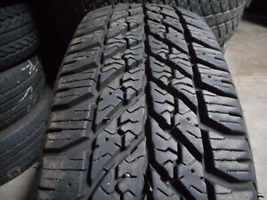 P205 60r16 Goodyear Ultragrip Winter 92 T Used 205 60 16 11 32nds
