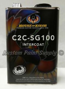 House Of Kolor C2c Sg100 Shimrin2 Intercoat Clear 1 Gallon