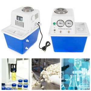 Circulating Water Vacuum Pump Lab Chemistry Equipment Stainless 180w 60l min