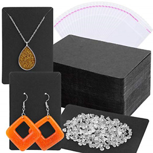 Earring Cards Anezus Earring Packaging Holder Cards Earring Display Cards With