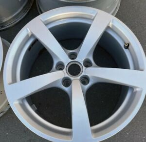 18 Porsche Macan Oem Factory Forged Staggered Wheels 53a