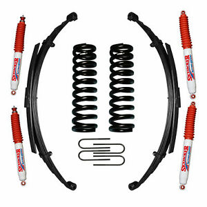 Skyjacker Suspension 174ebks n Suspension Lift Kits