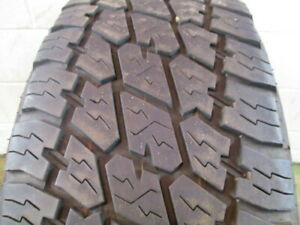 P275 60r20 Nitto Terra Grappler A t G2 Used 275 60 20 116 S 9 32nds