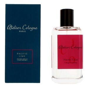 Pacific Lime by Atelier Cologne 3.3oz Cologne Absolue Spray for Unisex $81.87