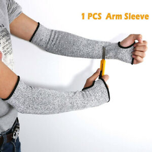 1pc Work Cut resistant Safety Arm Guardsleeve Anti cutting Glove Cut Protective