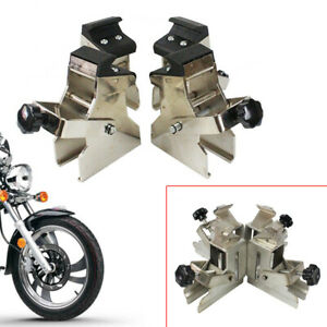 Motorcycle Wheel Rim Adaptor Tyre Changer Clamp Jaw For Grilled Tire Machine