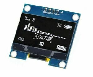 Modules White Color Display Communicate For Arduinos Do It Yourself Kits And New