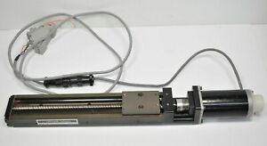 Thk Kr33 Lm Linear Actuator Kr 9 Travel W Parker S57 102 mo Motor Cable