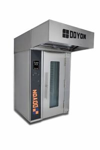 Electric Rotating Signature Roll in Rack Oven By Doyon nu vu
