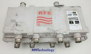 Rfs Radio Frequency Systems Ibc1900aa 2 Dc03xc Phase 3 Combiner