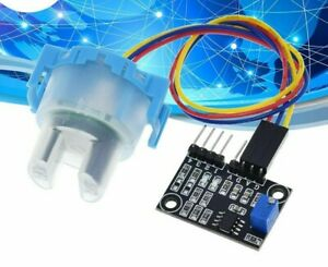 Turbidity Sensor Suspended Detection For Arduino Module Kit And Liquid Particles