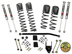Skyjacker Jl35rbpmlt Long Travel Series Suspension Lift Kit W shocks