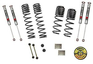 Skyjacker Jl15rbpmlt Suspension Lift Kit W shock Fits 18 19 Wrangler jl