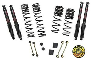 Skyjacker Jl20rbpblt Long Travel Series Suspension Lift Kit W shocks