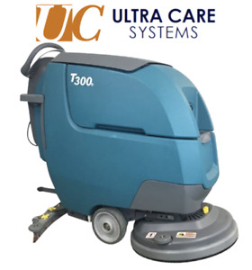 Tennant T300e 20 Walk behind Floor Scrubber Demo Unit only 4 7 Hours